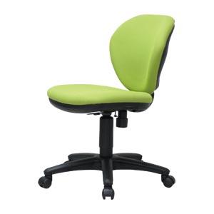 【まとめ買い10個セット品】オフィスチェア K-921 K-921(GN) グリーン 1脚 【メーカー直送/代金引換決済不可】【 オフィス家具 OAチェア イス 椅子 】【開業プロ】