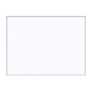 【まとめ買い10個セット品】壁掛無地ホワイトボード MHシリーズ(デュアルコート・ニッケルホーロー製) MH34 1枚 馬印 【メーカー直送/代金引換決済不可】【 オフィス家具 ホワイトボード 掲示板 ホワイトボード 】【開業プロ】