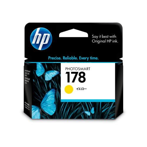 【まとめ買い10個セット品】インクジェットカートリッジ CB320HJ(HP178) 1個 ヒューレット・パッカード【開業プロ】