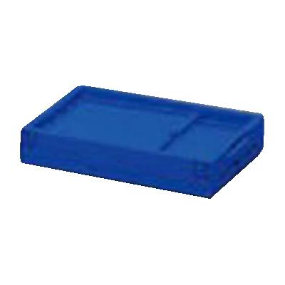 【まとめ買い10個セット品】ハード折りたたみコンテナ 本体 HDOC-20L ブルー 1個 アイリスオーヤマ【開業プロ】