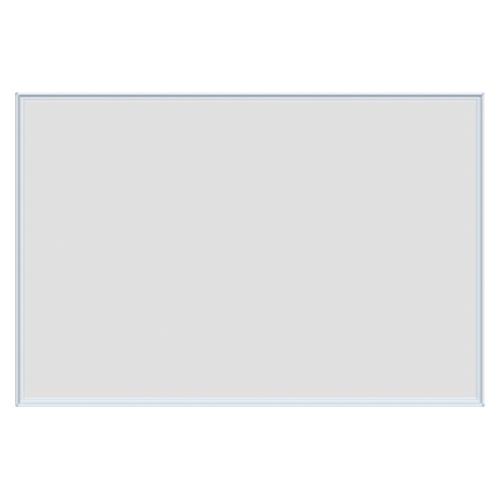 【まとめ買い10個セット品】 壁掛け用ワンウェイ掲示板 アイボリー K23-712 【メイチョー】