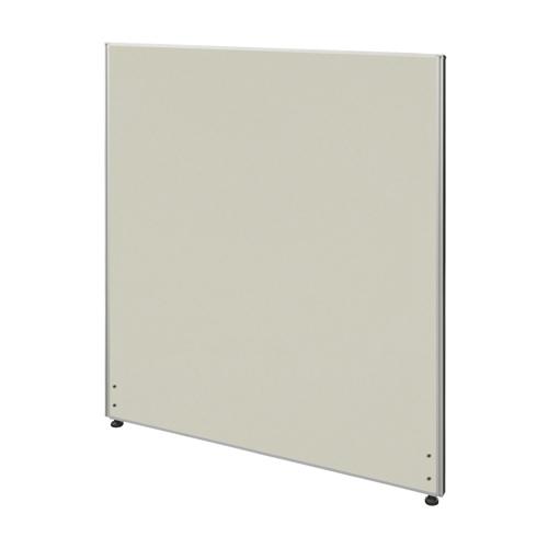 パーティション(EKパネル) 高さ1600mm Z-ww24 ホワイト 1枚 【メーカー直送/代金引換決済不可】【開業プロ】