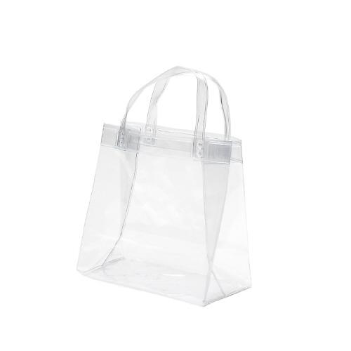 【まとめ買い10個セット品】透明バッグ 006464020 10枚 シモジマ【開業プロ】