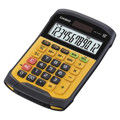 【まとめ買い10個セット品】電卓 WM-320MT-N 1台 カシオ【開業プロ】