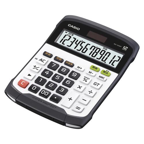 【まとめ買い10個セット品】電卓 WD-320MT-N 1台 カシオ【開業プロ】