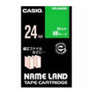 最高品質の 【まとめ買い10個セット品】ネームランド用テープカートリッジ 緑 白文字テープ 8m XR-24AGN 緑 8m 白文字 1巻8m カシオ 白文字【開業プロ】, タオル大好き屋:82498fb4 --- iphonewallpaper.site