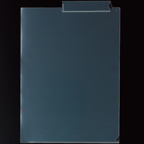 【まとめ買い10個セット品】カルテホルダー 見出し紙なし KH50 クリア 50枚 ハピラ【 ファイル ケース クリヤーホルダー カルテホルダー 】【開業プロ】