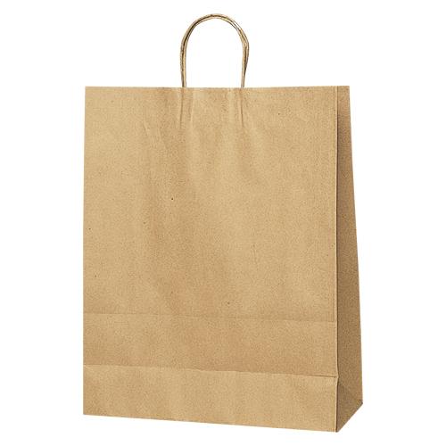 【まとめ買い10個セット品】 HEIKO 手提紙袋 クラフト(50枚入)・丸紐 003201200 クラフト 【メイチョー】