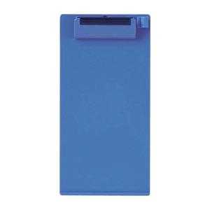 無料サンプルOK crw-60564 まとめ買い10個セット品 クリップボード 再生ABS樹脂製 ロング 青 メイチョー CB-600-BU 迅速な対応で商品をお届け致します