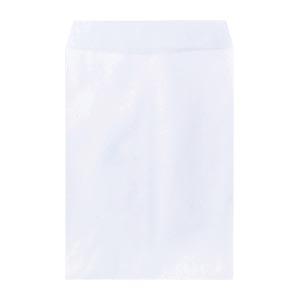 【まとめ買い10個セット品】 事務用封筒ホワイト(100枚パック) PK-128W 【メイチョー】