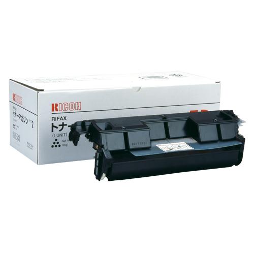 【まとめ買い10個セット品】 ファクス用トナーカートリッジ RIFAXトナーマガジンタイプ2 【メイチョー】