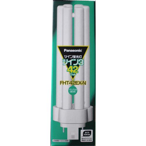 【まとめ買い10個セット品】 ツイン蛍光灯 ツイン3(6本束状ブリッジ) FHT42EXN 【メイチョー】