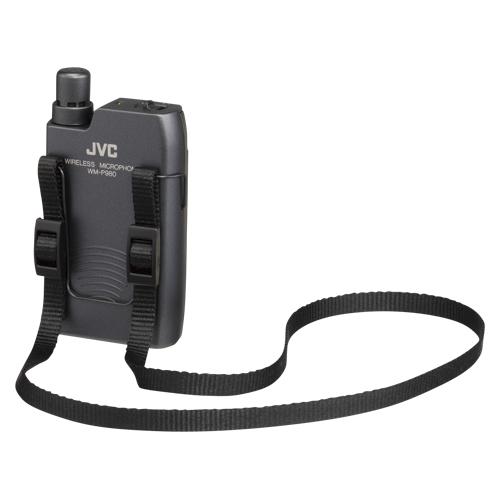 JVCケンウッド ワイヤレスマイクロホン(ペンダント型) WM-P980 【 メーカー直送/代引不可 】 【メイチョー】