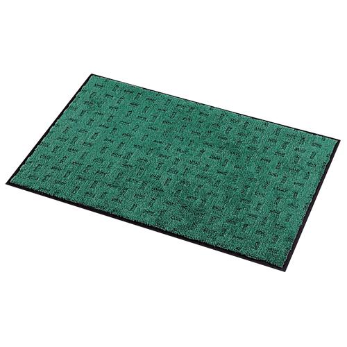 テラモト エコレインマット 900×1500 MR-026-146-1 グリーン 【メイチョー】