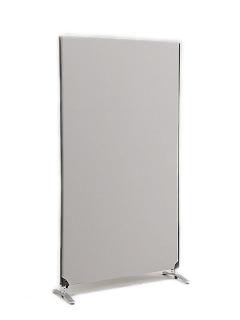 ZIP LINK システムパーティション 高さ1850mm YSNP100L-LG ライトグレー 【メイチョー】
