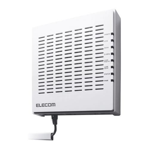 エレコム 無線アクセスポイント 867+300Mbps11acPoE WAB-S1167-PS 【メイチョー】