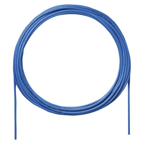 サンワサプライ CAT5eUTP単線ケーブルのみ 300m KB-C5L-CB300BL ブルー 【メイチョー】