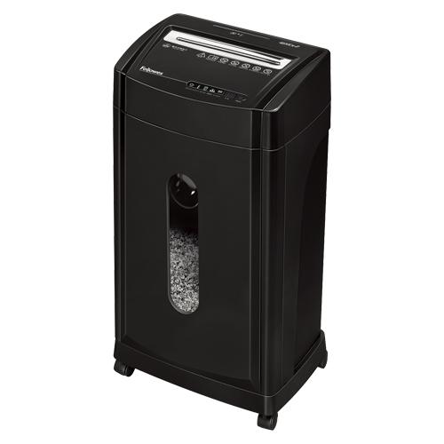 フェローズ マイクロカットシュレッダー 46MCS-2 (4821101) ブラック 【メイチョー】