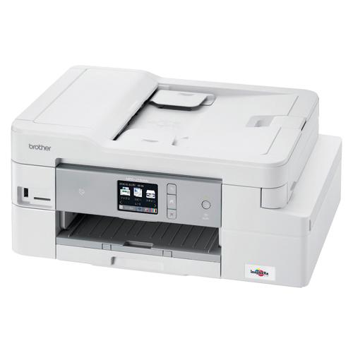 ブラザー インクジェット複合機 大容量インク対応 MFC-J1500N 【メイチョー】