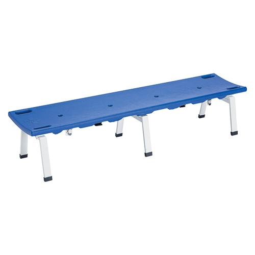 レスキューボードベンチ BC-309-118-3 ブルー 【メイチョー】