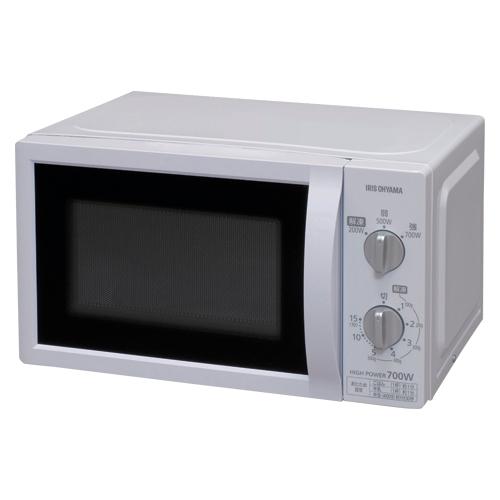 アイリスオーヤマ 電子レンジ ターンテーブル IMB-T174-5 ホワイト 【メイチョー】