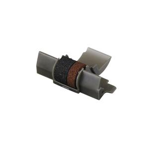 crw-69599 プリンター電卓 プリンター電卓用インクロール IR-40T 黒 [ギフト/プレゼント/ご褒美] 大幅にプライスダウン メイチョー 赤