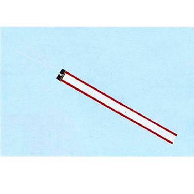 式典用品 赤耳ペタシャム 約5.0cm×50m 【 キャンセル/返品不可 】 【 業務用 】 メイチョー