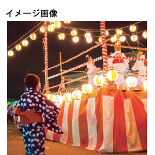 da-01400213e 幕 テトロンポンジ 百貨店 秀逸 1間