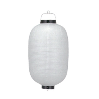 da-030020002 おしゃれ 装飾用ビニール提灯 15号長型 セール特価品 直送品 送料別途品