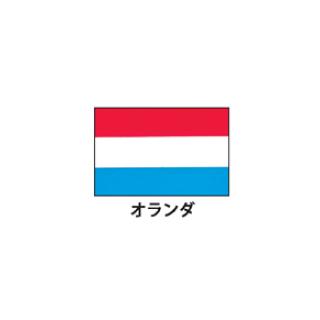 旗(世界の国旗) エクスラン国旗 オランダ 取り寄せ商品