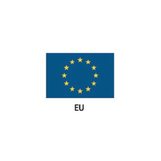 旗(世界の国旗) エクスラン国旗 EU 取り寄せ商品