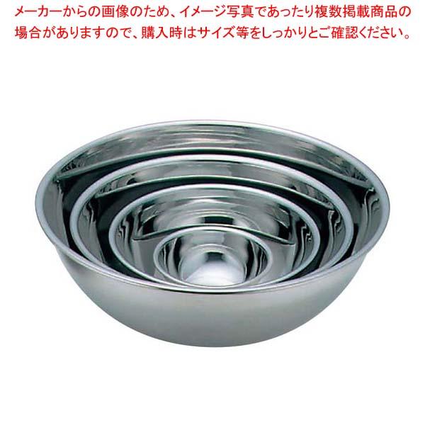 【まとめ買い10個セット品】 EBM 18-8 ミキシングボール 24cm メイチョー