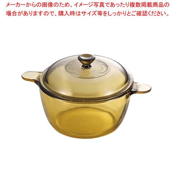 【まとめ買い10個セット品】VISIONS クックポット 1.5L CP-8694【 オーブンウェア 】 【メイチョー】