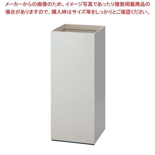 江部松商事 / EBM 角 カラーダストボックス MCK-250D ホワイト【 店舗備品・インテリア 】 【メイチョー】
