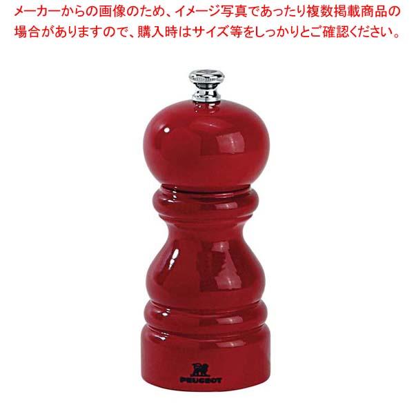 【まとめ買い10個セット品】 プジョー ソルトミル パリ ルージュ 4870412/SME 12cm メイチョー