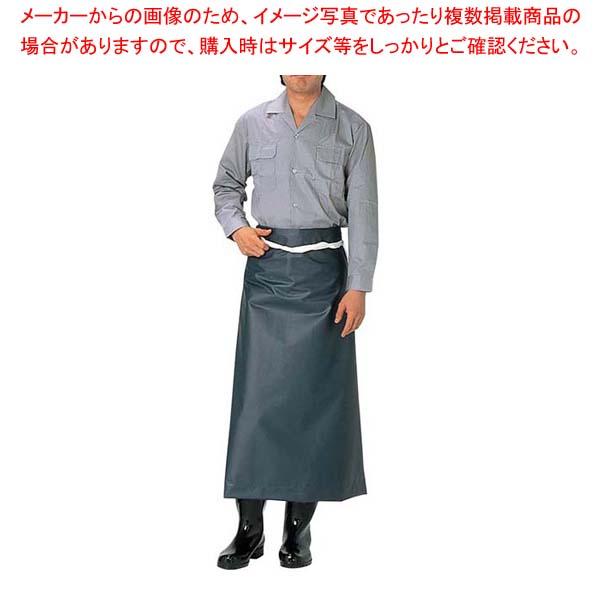 【まとめ買い10個セット品】 シャバルバ 前掛 腰下 674 LL 紺 メイチョー