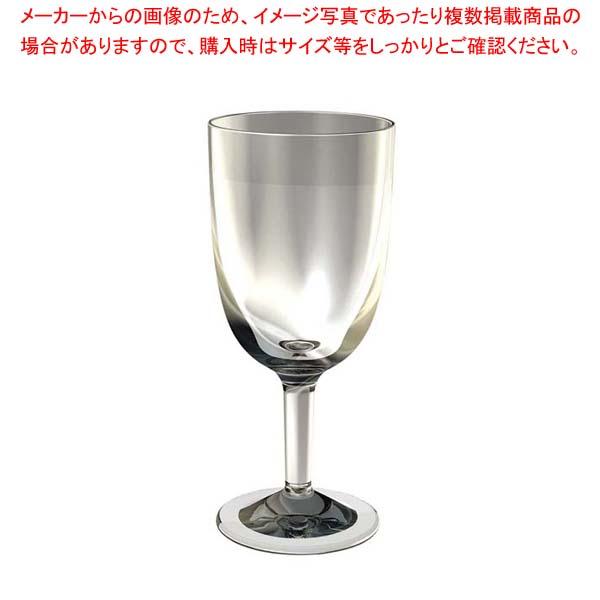 【まとめ買い10個セット品】 キャンブロ ワイングラス BWW10CW(135) メイチョー