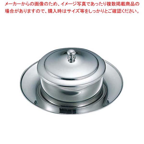 【まとめ買い10個セット品】 SW 18-8 渕巻 バタークーラー メイチョー