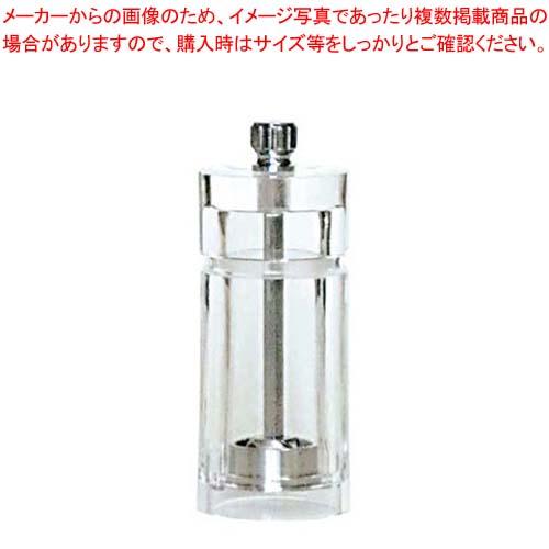 【まとめ買い10個セット品】 IKEDA アクリル ソルトミル(円筒型)ASM-100 メイチョー