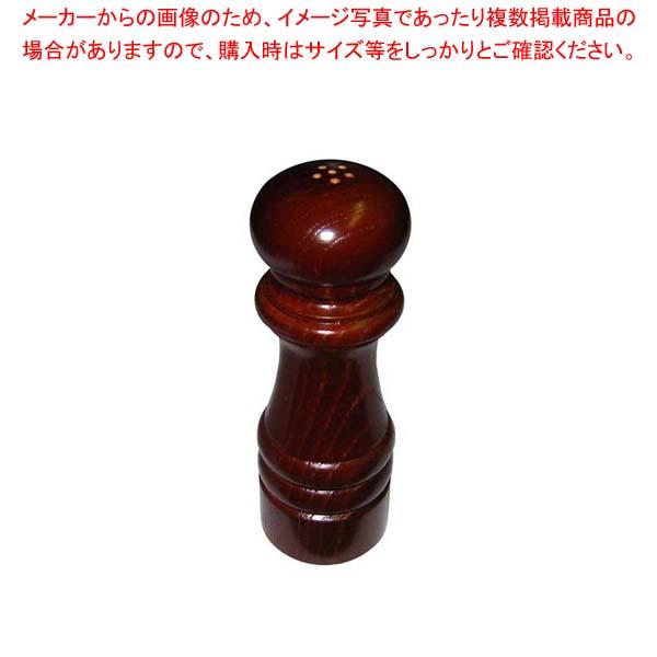 【まとめ買い10個セット品】 IKEDA ソルト入れ(ケヤキ)6102 メイチョー