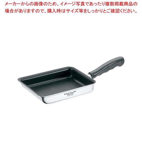 【まとめ買い10個セット品】 ビタクラフト エッグパン NO.3360 メイチョー