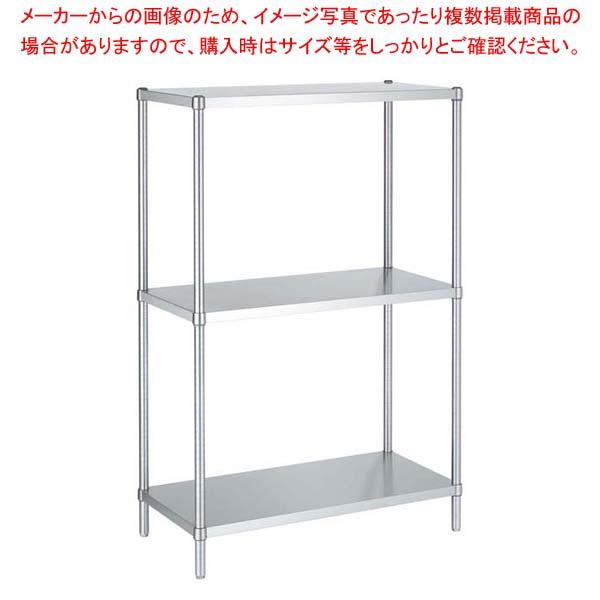 パンラック RB3型(ベタ棚3段仕様)RB3-15075 sale【 メーカー直送/後払い決済不可 】 メイチョー