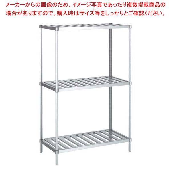 パンラック RS3型(スノコ棚3段仕様)RS3-15045 sale【 メーカー直送/後払い決済不可 】 メイチョー