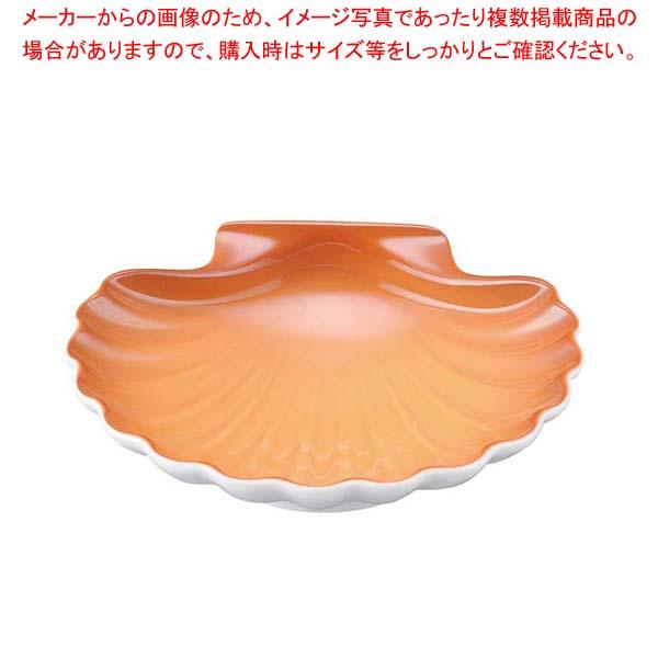 【まとめ買い10個セット品】 シェーンバルド スカロップシェル 9026113(0298-13)茶 メイチョー