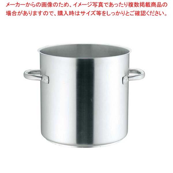 ムヴィエール プロイノックス 寸胴鍋(蓋無)5933-30cm【 IH・ガス兼用鍋 】 【メイチョー】
