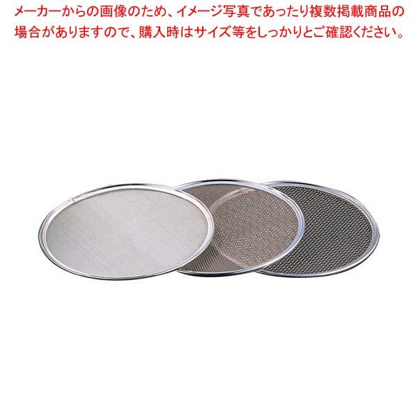 【まとめ買い10個セット品】 18-8 ワンタッチ 裏漉替アミ 27cm 65メッシュ メイチョー