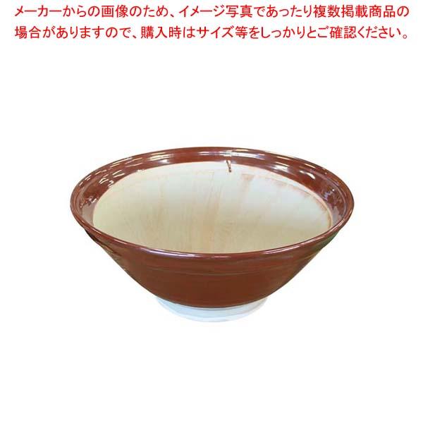【まとめ買い10個セット品】すり鉢 駄知焼(箱入)15号【 だしこし・みそこし 】 【メイチョー】