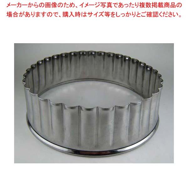 【まとめ買い10個セット品】 EBM 18-0ステンレス パテ抜 菊 #18 メイチョー