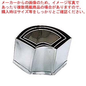 【まとめ買い10個セット品】 EBM 18-8 本職用厚口 抜型 3Pcs 末広 メイチョー