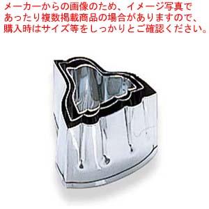 【まとめ買い10個セット品】 EBM 18-8 手造抜型 3Pcs 夏 ちどり メイチョー